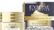 Złoty krem-eliksir na twarz, szyję i dekolt