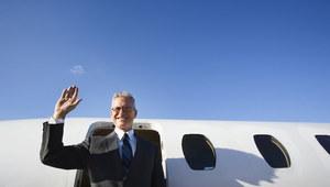 Złoty spadochron dla prezesa