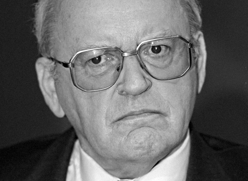 Zmarł były prezydent Niemiec Roman Herzog /PAP/EPA