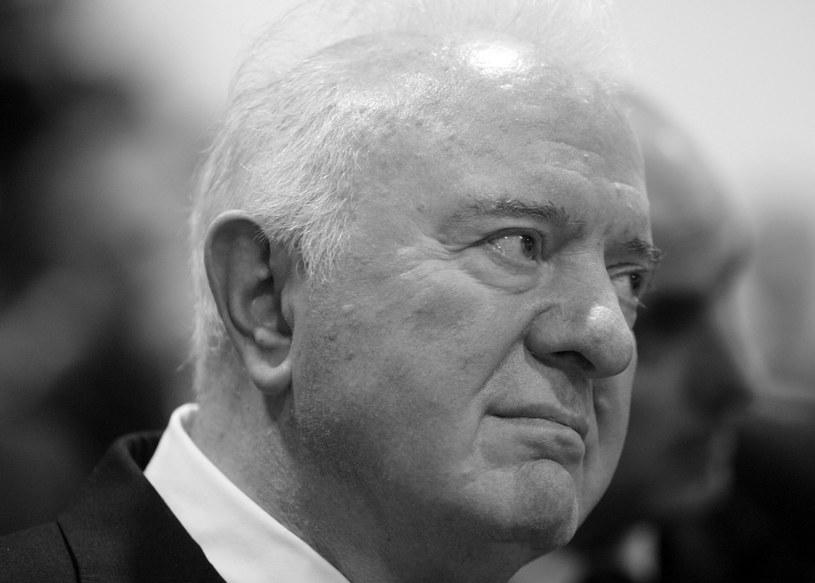 Zmarł  Eduard Szewardnadze /AFP