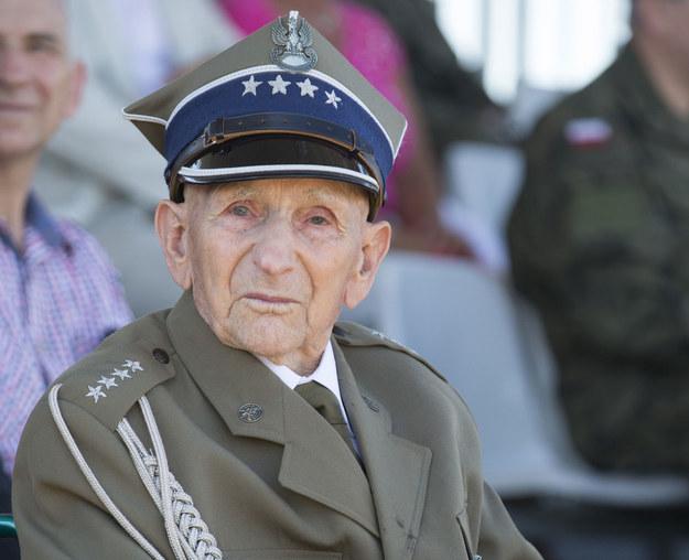 Zmarł Józef Węgiel - ostatni uczestnik bitwy pod Mławą w 1939 roku /Andrzej Iwańczuk /Reporter