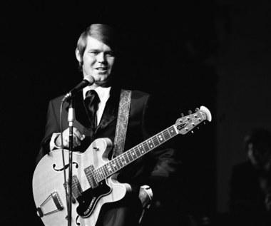 Zmarł legendarny piosenkarz country Glen Campbell