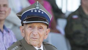 Zmarł major Józef Węgiel. Miał 103 lata