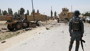 Zmarł polski żołnierz ranny w ataku na bazę w Ghazni