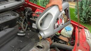 Zmiana lepkości oleju. 5W40 zamiast 5W30