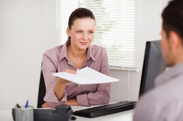 Zmiana warunków zatrudnienia tylko na piśmie /© Panthermedia