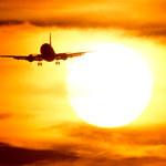 Zmiany klimatyczne utrudnią podróże samolotami
