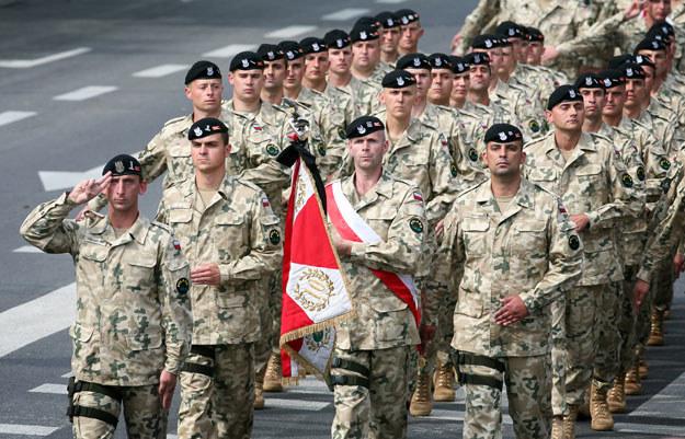 Zmiany w szkoleniu młodzieży wzmocnią odporność Polski na zagrożenia fot. Wojtek Radwański /AFP