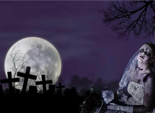 Zmora potrafi sprowadzać śmierć na tych, którzy jej się narażą /123RF/PICSEL