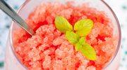 Zmysłowe smaki: Granita z arbuza