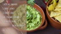 Zmysłowe smaki: Guacamole – meksykański dip z awokado