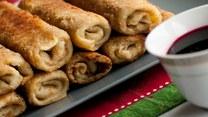 Zmysłowe smaki: Krokiety z kapustą i grzybami