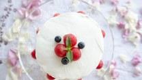 Zmysłowe smaki: Tort z arbuza
