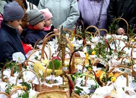 Znaczenie Wielkanocy dla Polaków niewiele na przestrzeni lat się zmieniło/fot. W. Traczyk /Agencja SE/East News