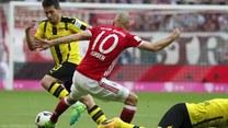 Znakomity Lewandowski i pewna wygrana Bayernu w meczu na szczycie