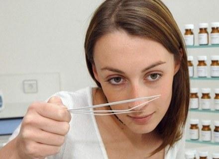 Znalezienie odpowiedniego zapachu wcale nie jest łatwe /arch. AFP