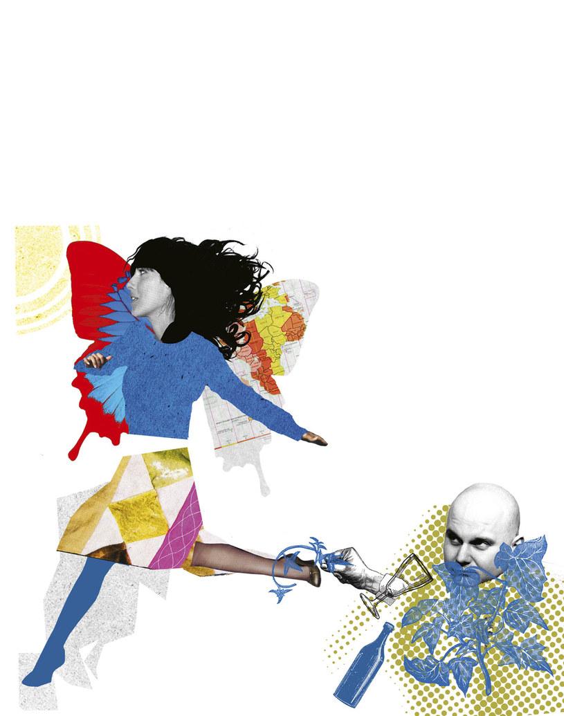 Znalezienie swojej drogi życiowej czasem zajmuje sporo czasu /Karolina Michałowska /Twój Styl