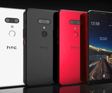 Znamy datę premiery HTC U12+