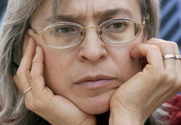 Znana rosyjska dziennikarka Anna Politkowska, zajmująca się problematyką Czeczenii, została zamordowana w Moskwie /AFP