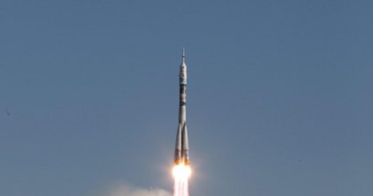 Znicz olimpijski dotarł do ISS