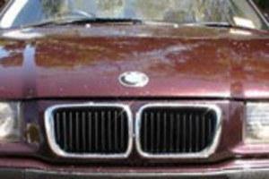 Znikający płyn z BMW