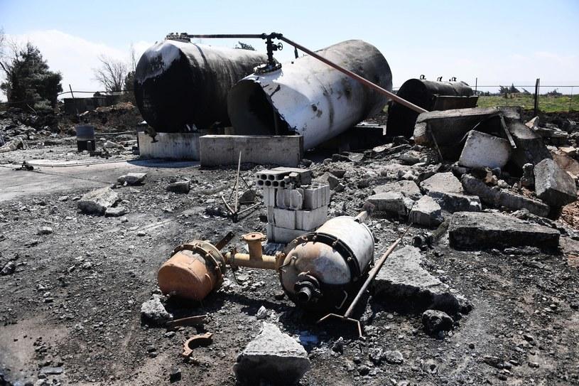 Zniszczeniu miały ulec mniej istotne elementy lotniskowej infrastruktury /Mikhail Voskresenskiy  /East News