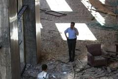 Zniszczona Turcja kilka godzin po zamachu stanu