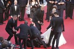 Zobacz, co się wydarzyło na czerwonym dywanie w Cannes