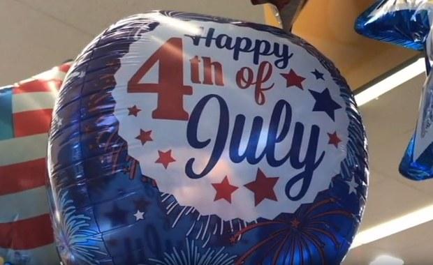 Zobacz, jak Amerykanie świętują Dzień Niepodległości!