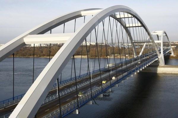 Budowa mostu drogowego w Toruniu wraz z drogami dojazdowymi
