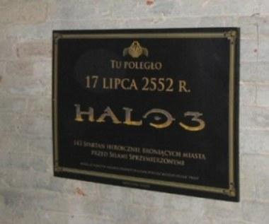 Zobacz, jak promuje się w Polsce Halo 3!
