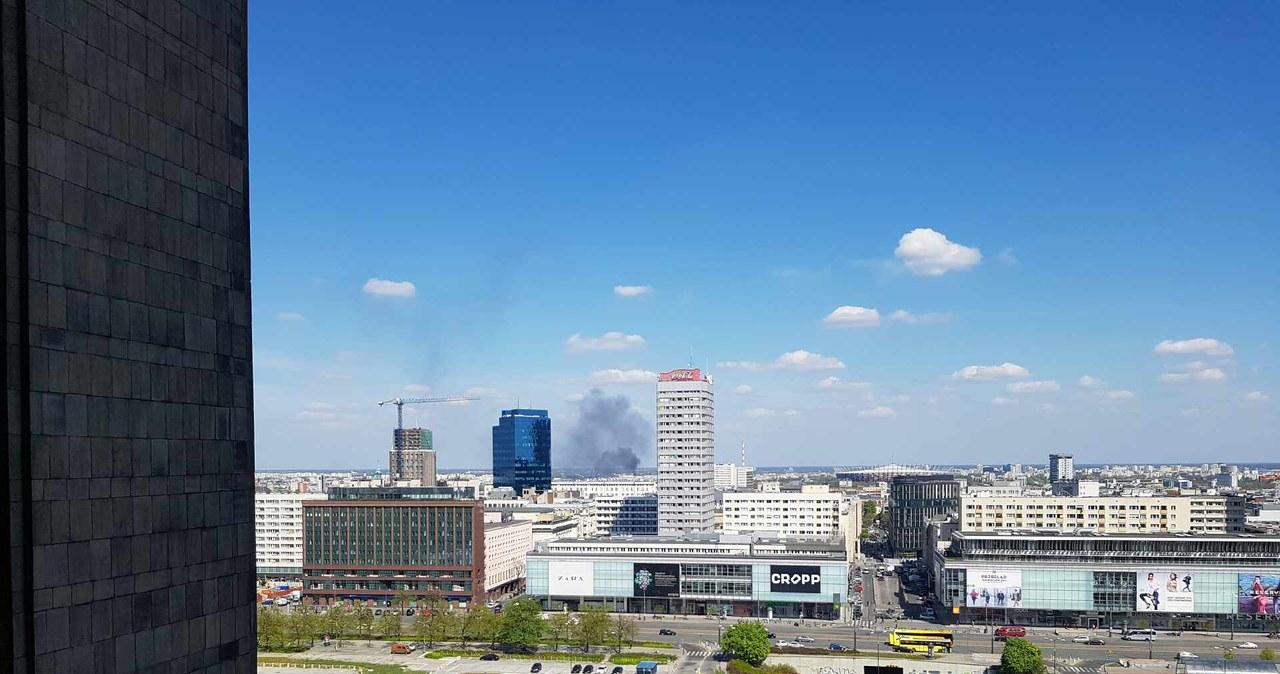 Zobacz zdjęcia pożaru