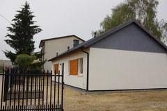 Zobaczcie nowy dom dla potrzebującej rodziny z Szydłowca