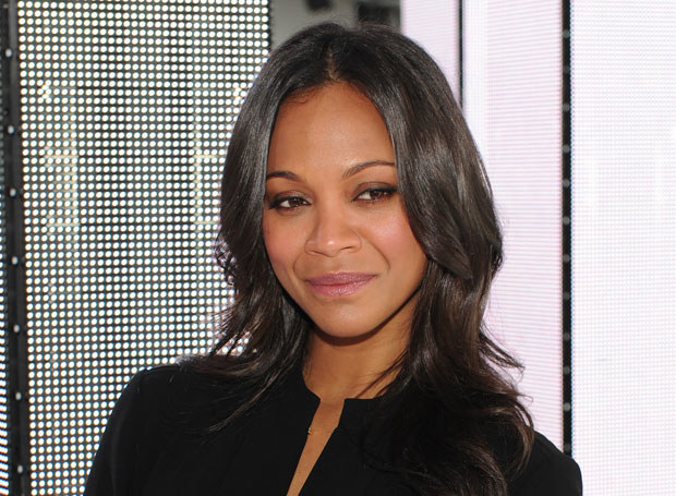 Zoe Saldana /Getty Images