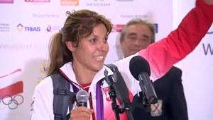 Zofia Klepacka: Walczyłam o medal dla Zuzi