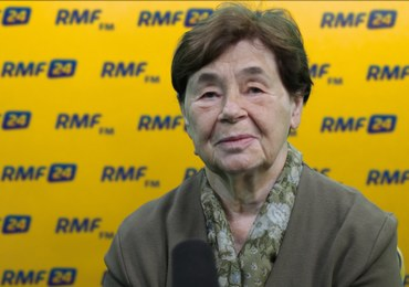 Zofia Romaszewska gościem Porannej rozmowy w RMF FM. Zapraszamy!