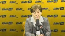 Zofia Romaszewska w Porannej rozmowie w RMF FM