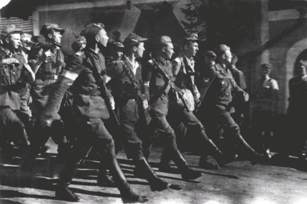 Żołnierze Brygady Świętokrzyskiej /IPN