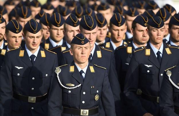 �o�nierze Bundeswehry, zdj�cie ilustracyjne /AFP