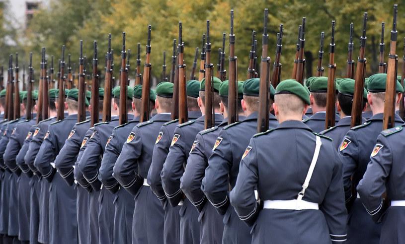 Żołnierze Bundeswehry /AFP