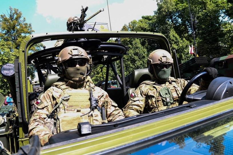 Żołnierze GROM-u /Filip Chochol /East News