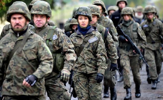 Żołnierze Obrony Terytorialnej będą ćwiczyć w miastach. Na które padnie?
