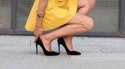 Żółty szafranowy kolorem drugiej połowy lata
