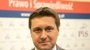 Żona posła PiS Łukasza Zbonikowskiego wniosła pozew o rozwód. Zdradziły go majtki!