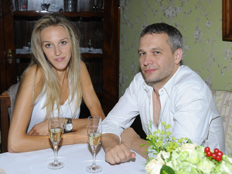 Żona wspomagała Michała w zrzucaniu zbędnych kilogramów  /MWMedia