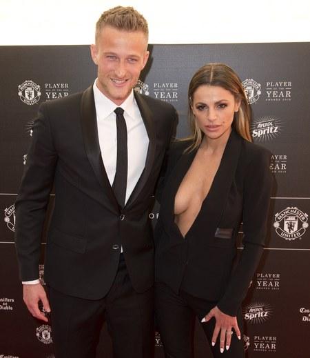 Żony i dziewczyny piłkarzy Manchesteru United