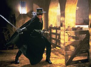 Zorro /fot  /AKPA