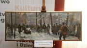 Zrabowane dzieła Juliana Fałata wróciły do Polski