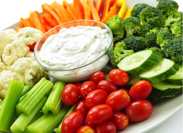 Zrezygnuj z wysokokalorycznych potraw  /© Panthermedia
