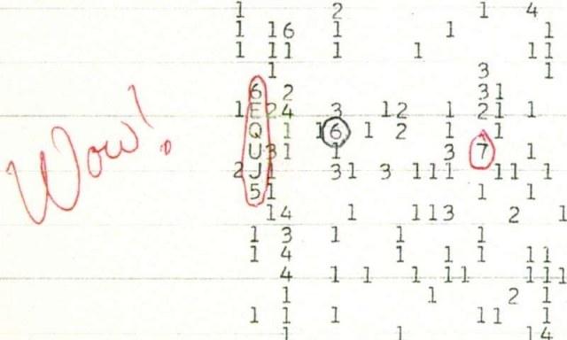 """Źródłem sygnału """"Wow!"""" była najprawdopodobniej kometa /materiały prasowe"""